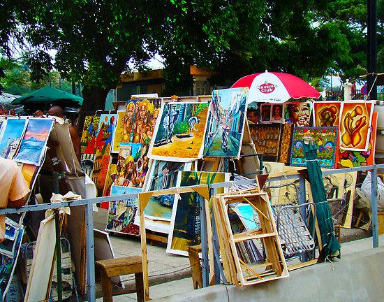 sälja egen konst