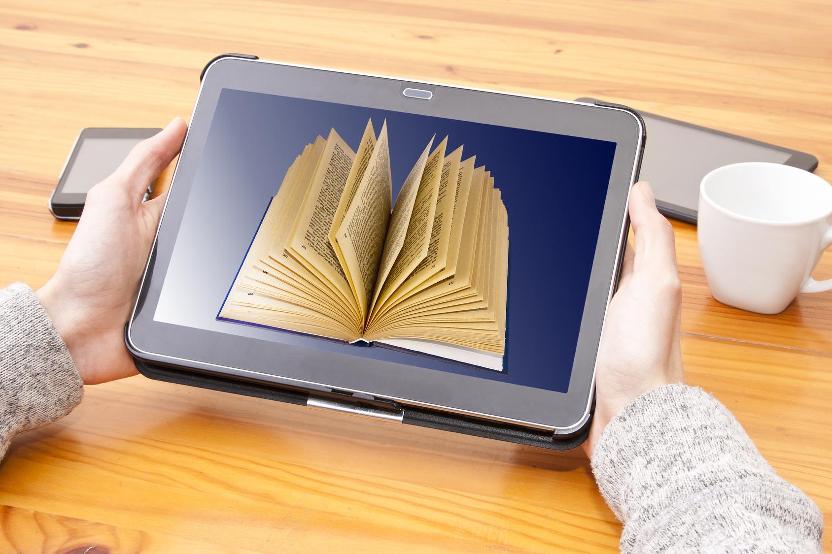böcker på nätet