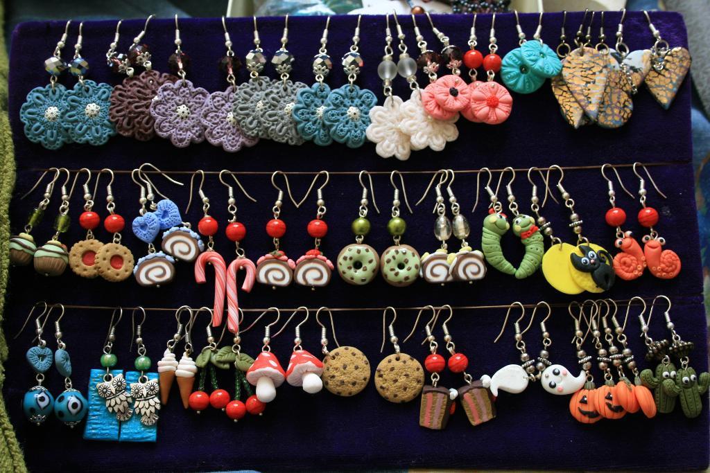 Sälj dina handgjorda smycken på marknader