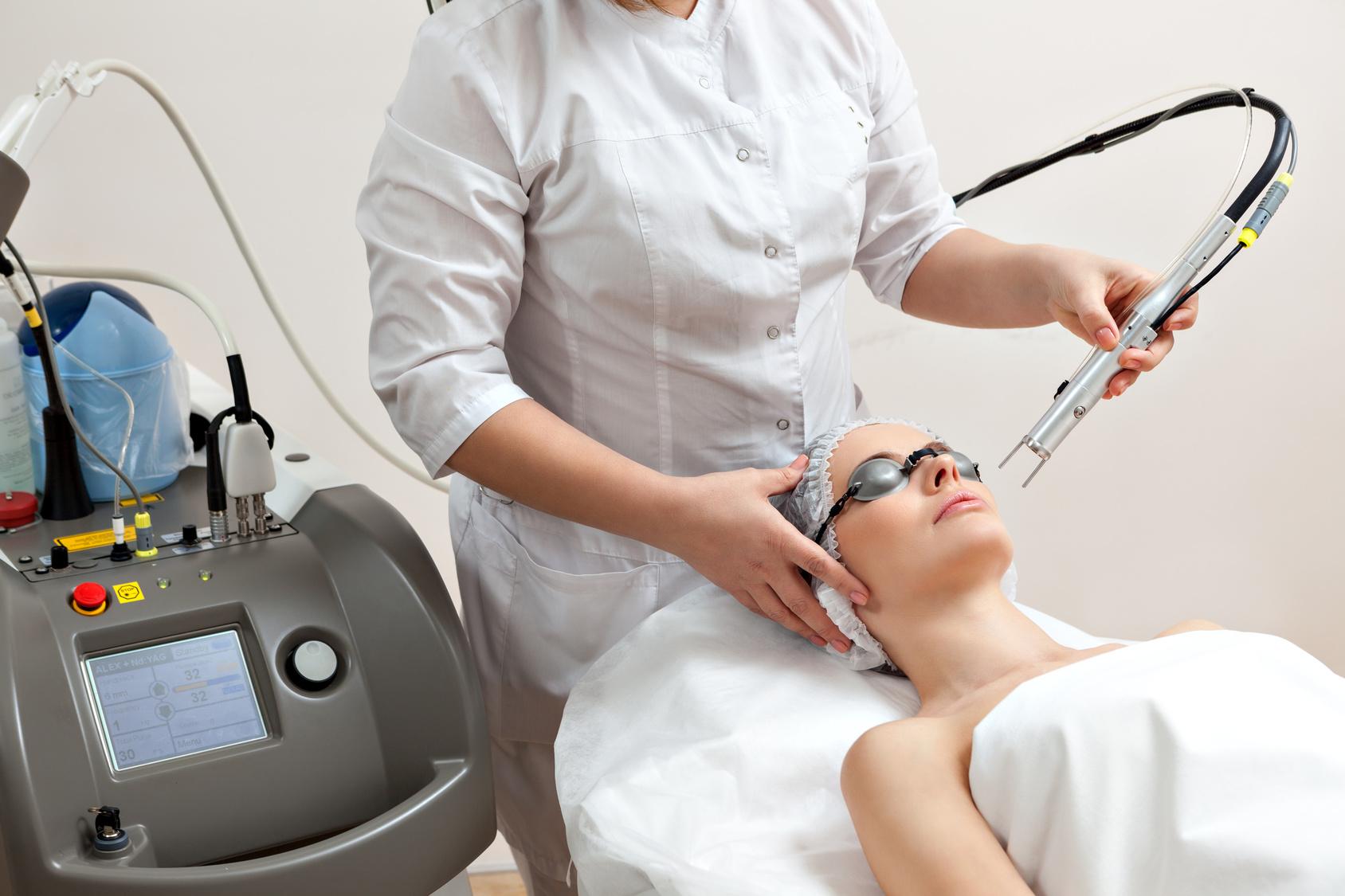 laser hårborttagning maskin pris